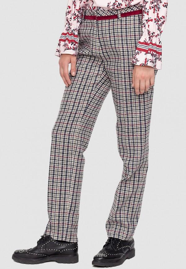 женские классические брюки dolcedonna, бежевые