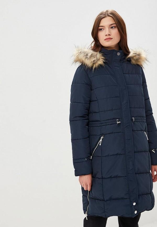 женская куртка top secret, синяя