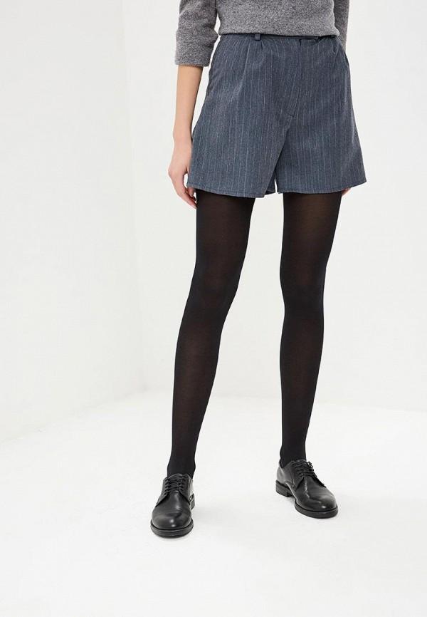 женские повседневные шорты sugarlife, серые