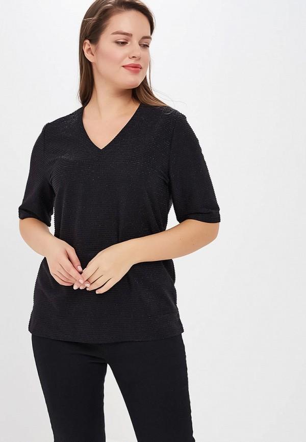 женская блузка balsako, черная