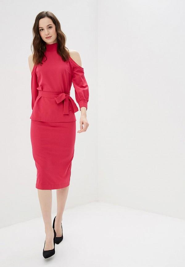 женский костюм gepur, розовый