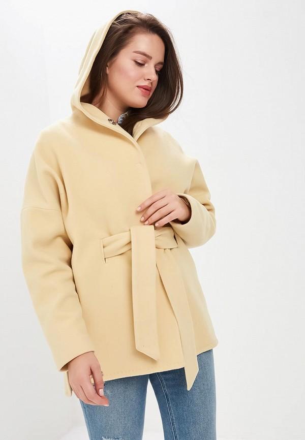 женское пальто gamelia, желтое