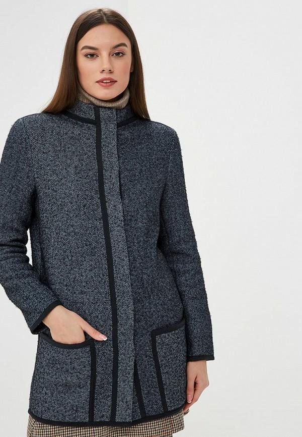 женское пальто gamelia, синее