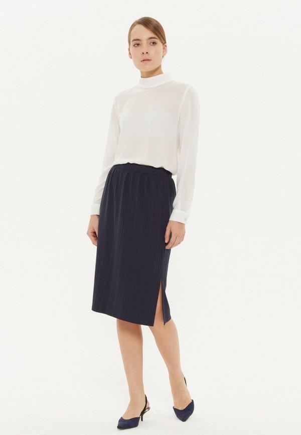 женская зауженные юбка base forms, синяя