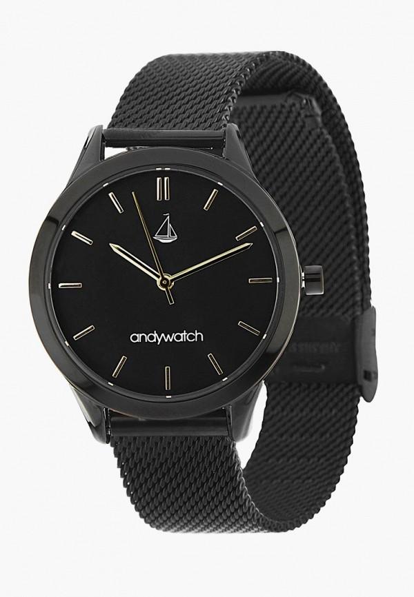 женские часы andywatch, черные