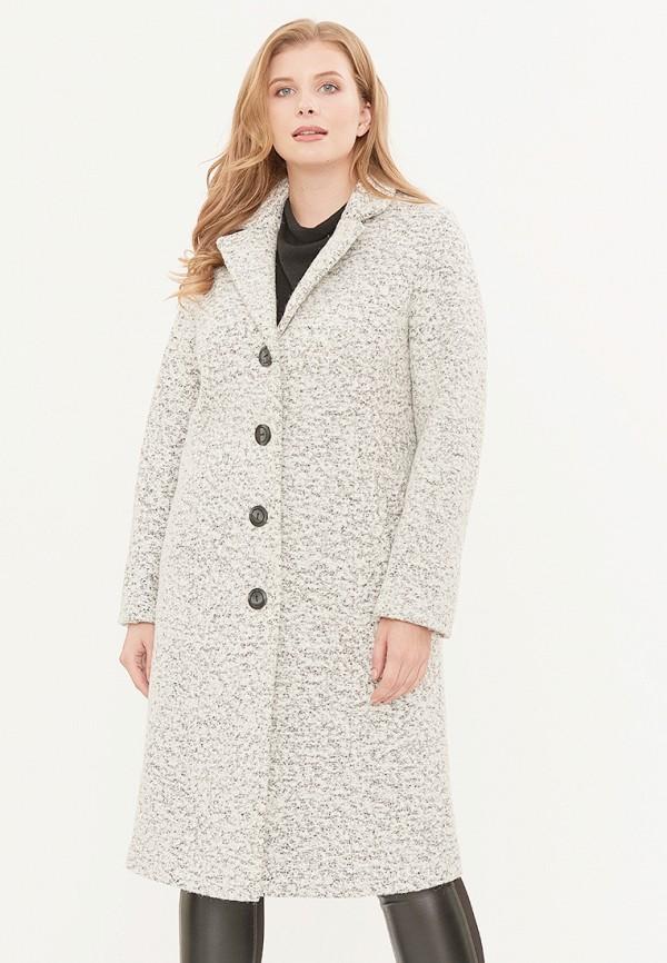 женское пальто svesta, серое
