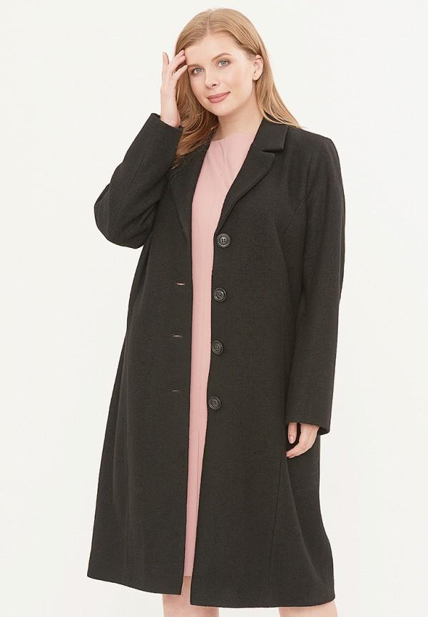женское пальто svesta, черное