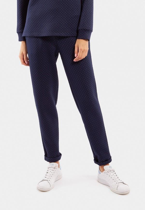 женские спортивные спортивные брюки vladi collection, синие