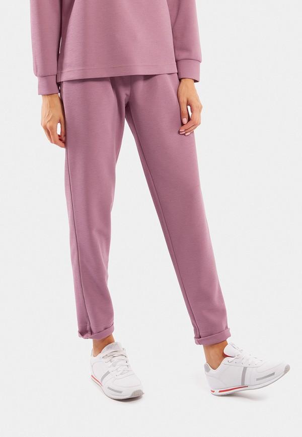 женские спортивные спортивные брюки vladi collection, розовые