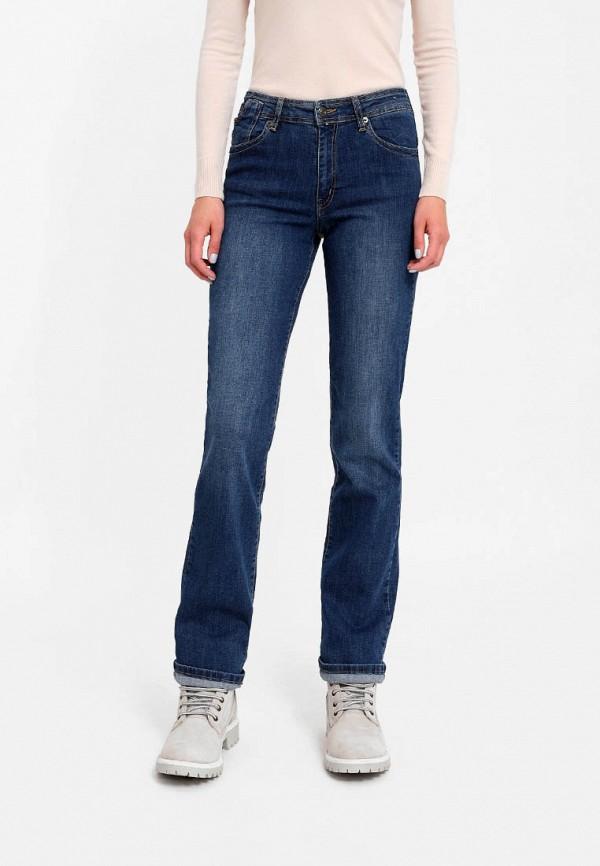 женские прямые джинсы f5, синие