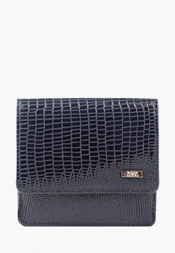 женский кошелёк esse, синий