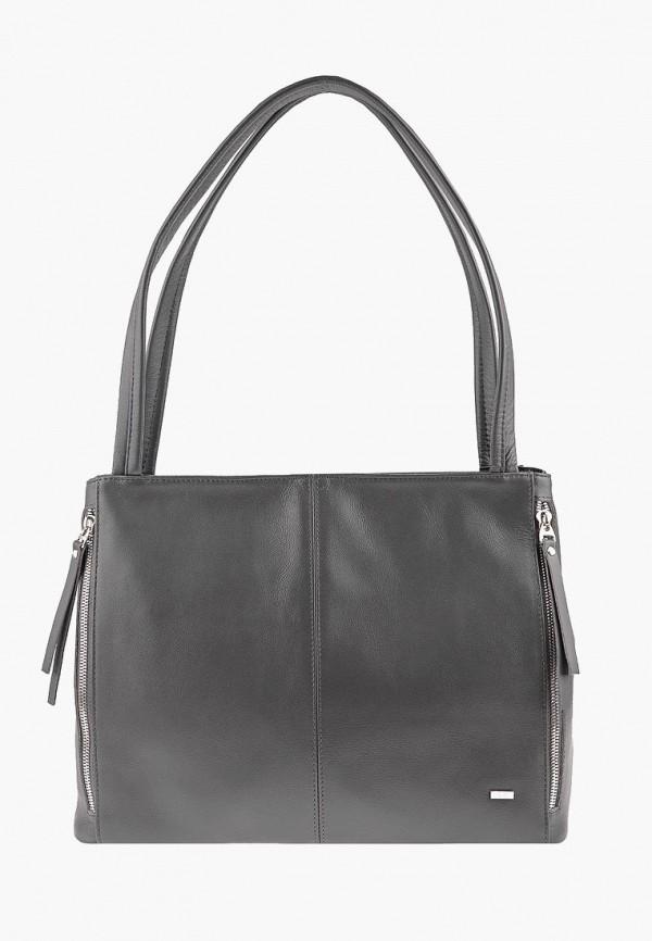 женская сумка esse, серая