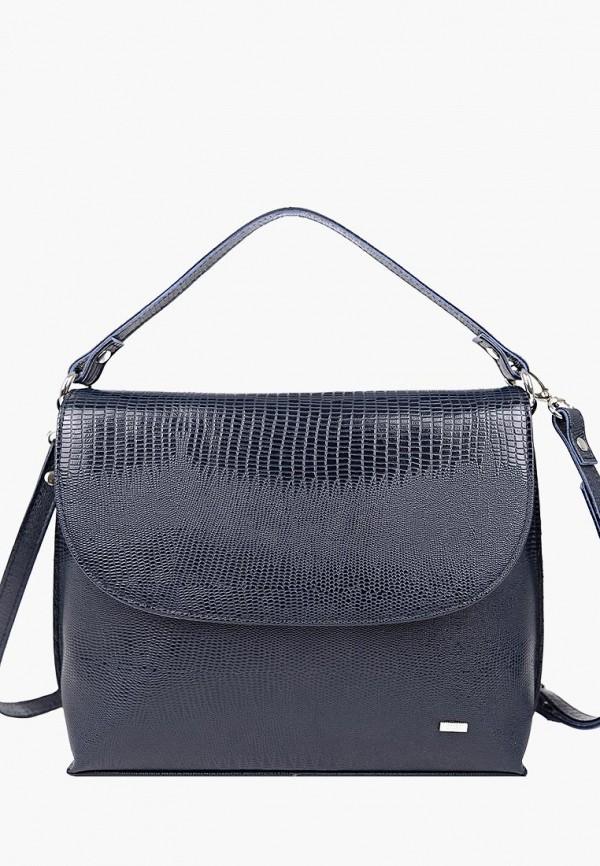 Фото - Женские сумки и аксессуары Esse синего цвета