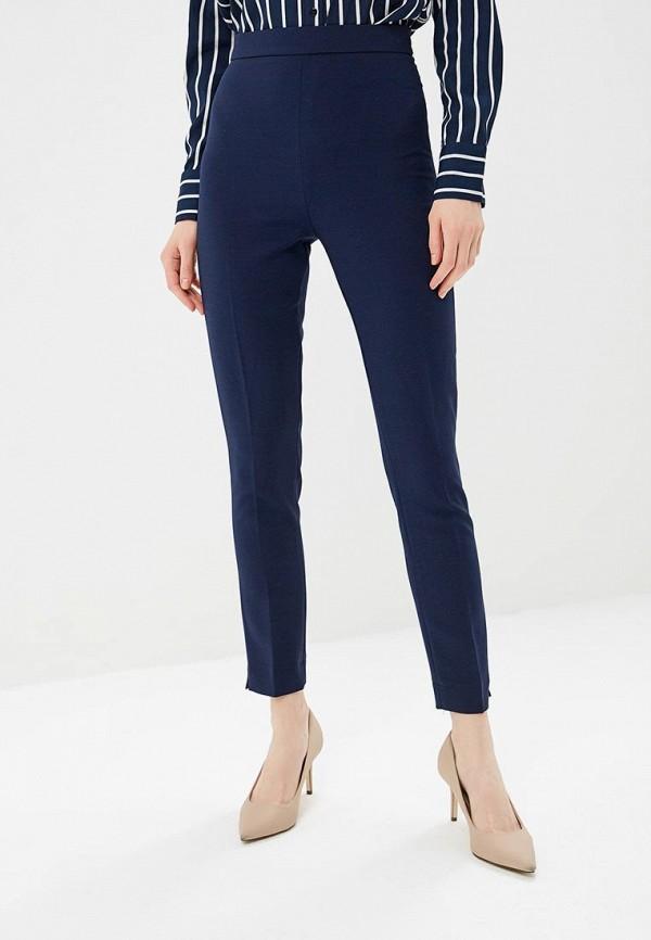 женские классические брюки gepur, синие
