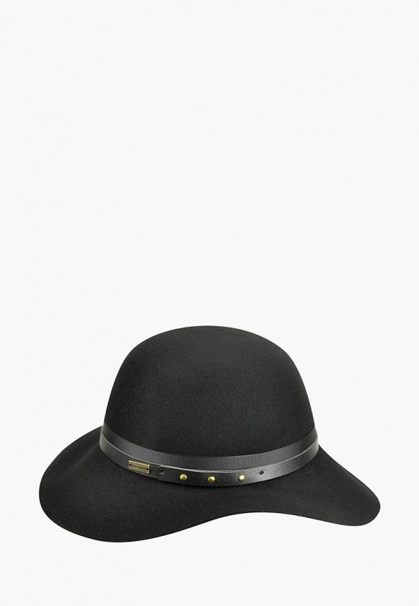 женская шляпа betmar, черная