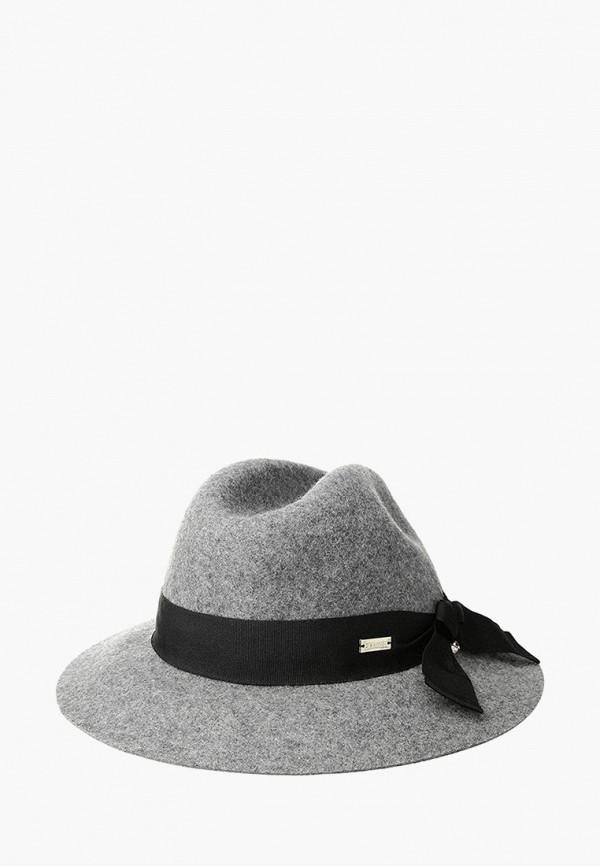 женская шляпа betmar, серая