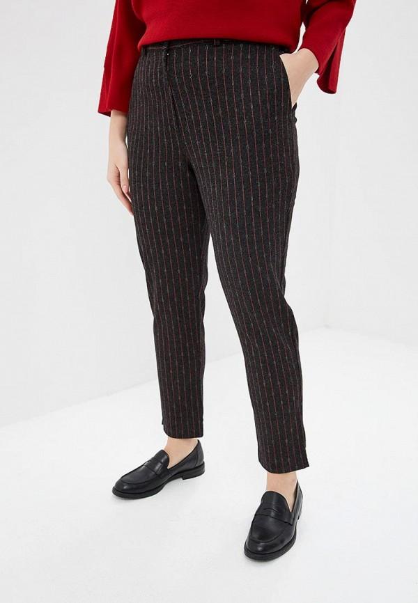женские зауженные брюки svesta, серые