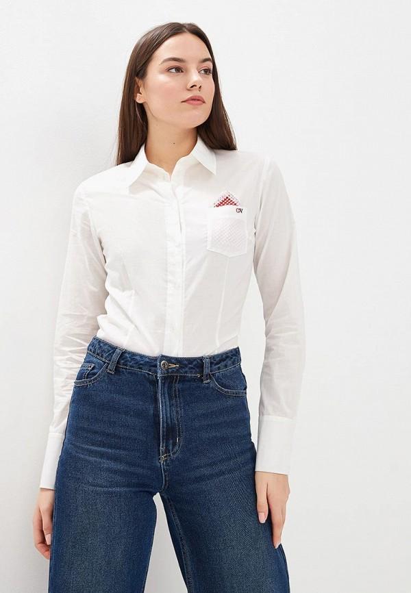женская блузка galina vasilyeva, белая