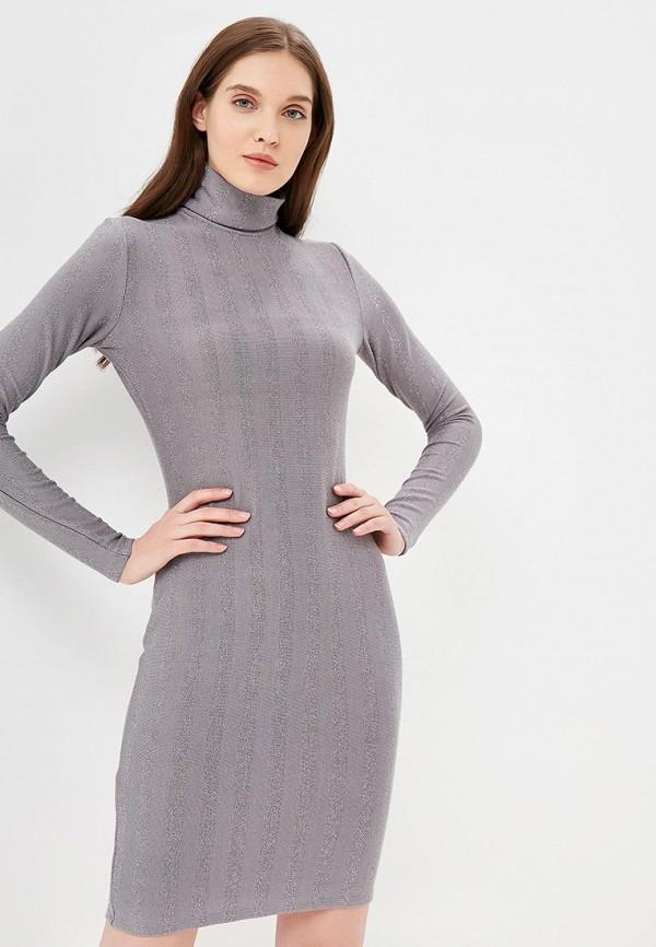 Фото - Женское платье Indreams серого цвета