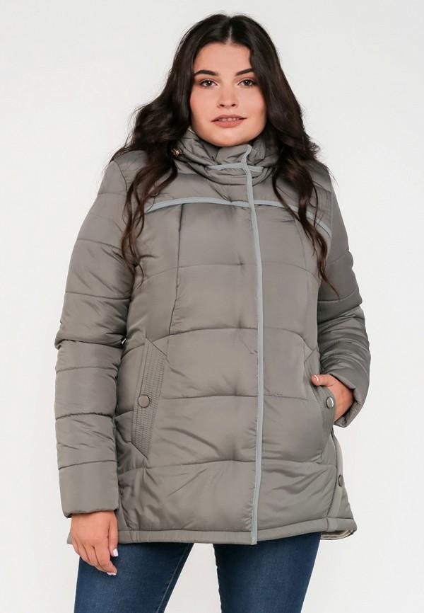 женская куртка modniy oazis, серая