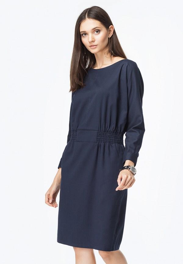 женское повседневные платье vilatte, синее