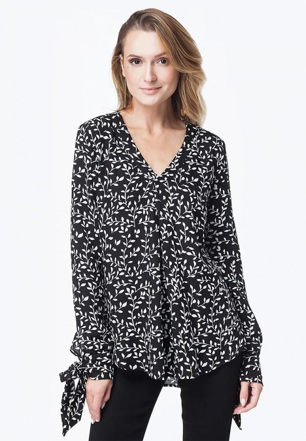 женская блузка vilatte, черная