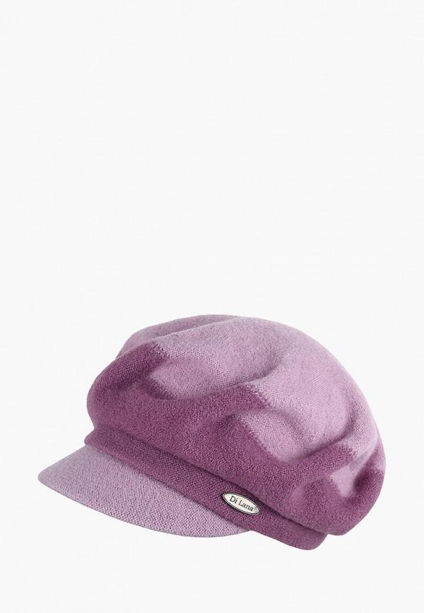 женская кепка di lana, разноцветная