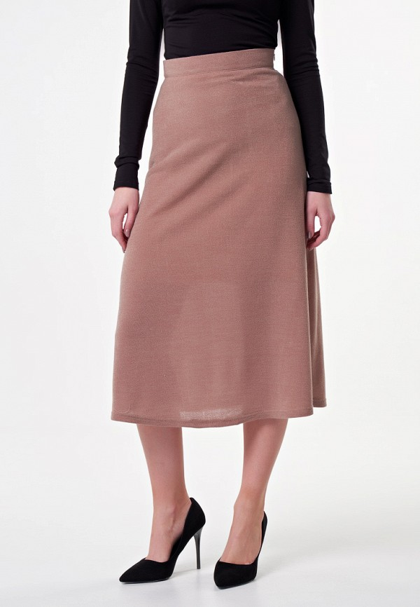 женская юбка irma dressy, бежевая