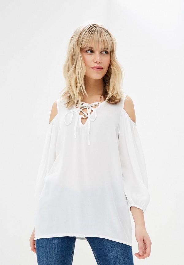 Купить Блуза Almatrichi, mp002xw1hfbu, белый, Осень-зима 2018/2019