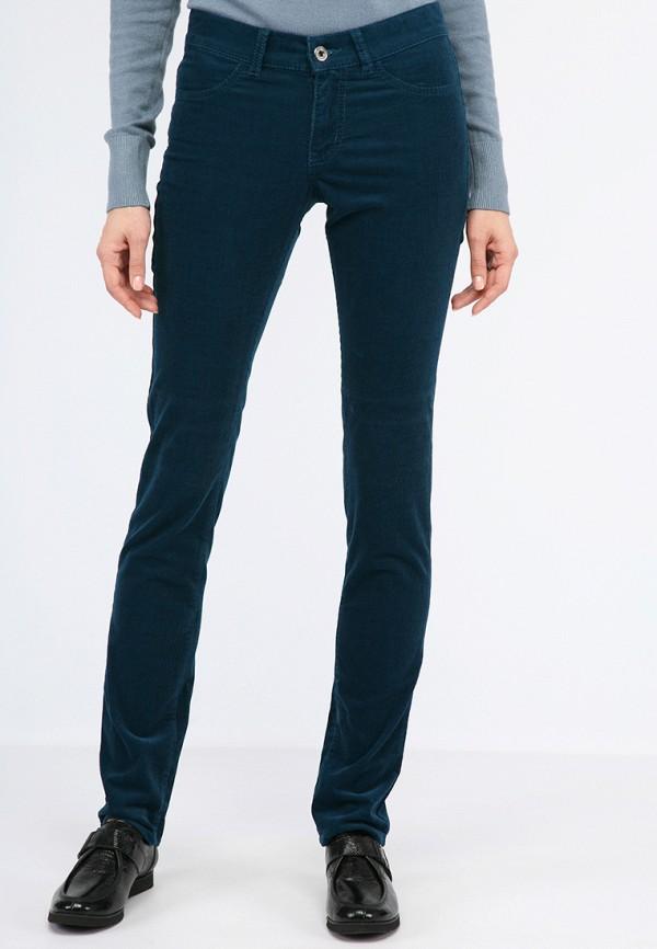 женские повседневные брюки lagrand, синие