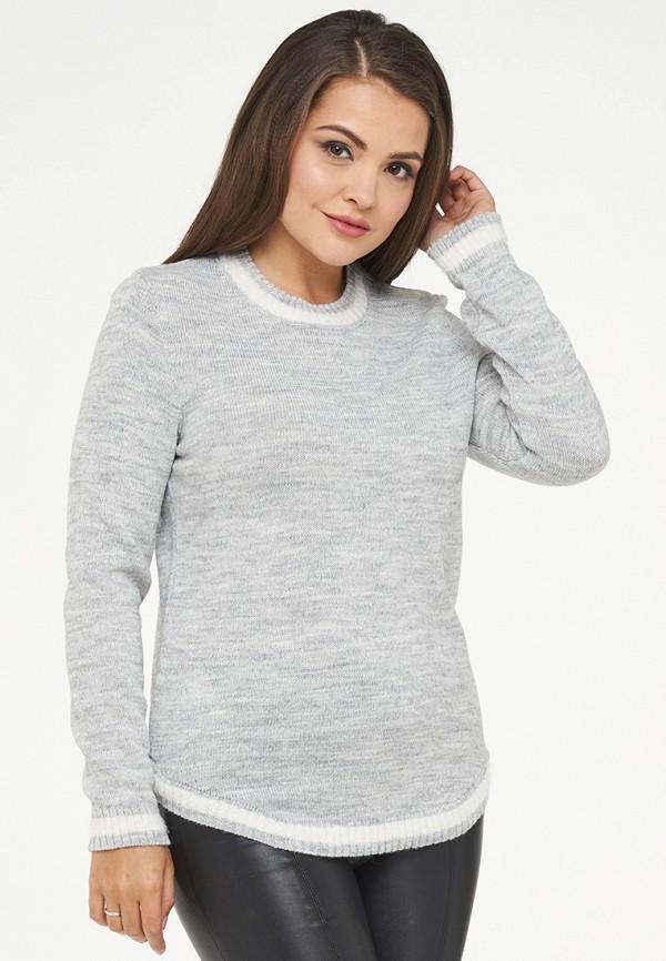 женский джемпер vay, серый