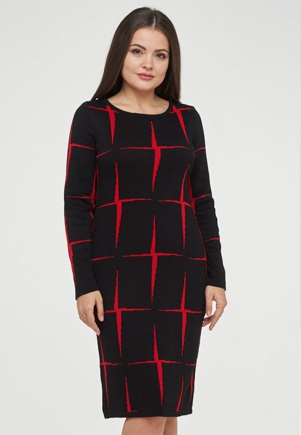 Купить Платье Vay черного цвета