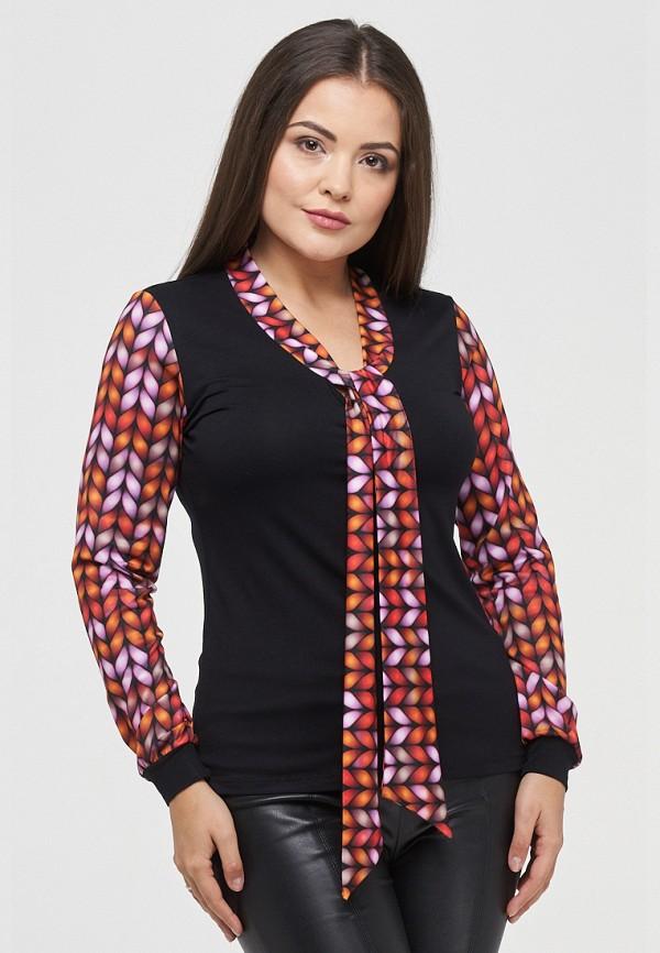 женская блузка vay, черная