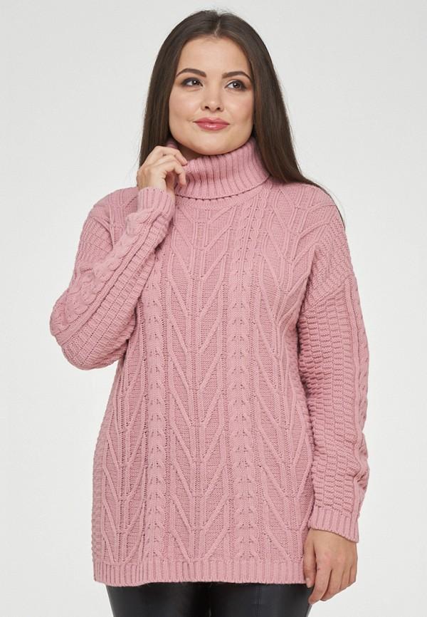 женский свитер vay, розовый