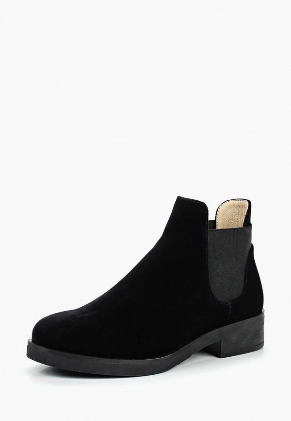 женские ботинки razgulyaev blagonravova, черные