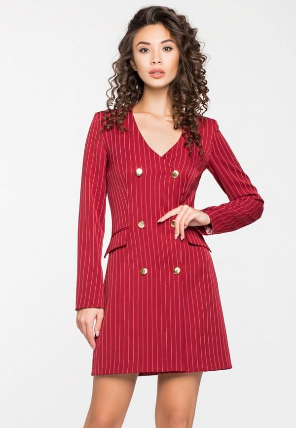 Купить Платье itelle, mp002xw1hfi9, красный, Осень-зима 2018/2019