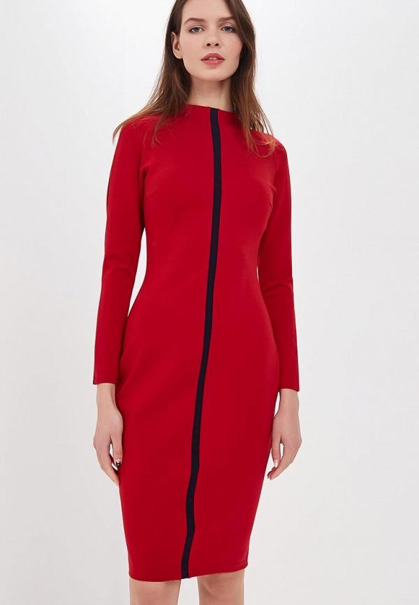 женское платье elit by ter-hakobyan, красное