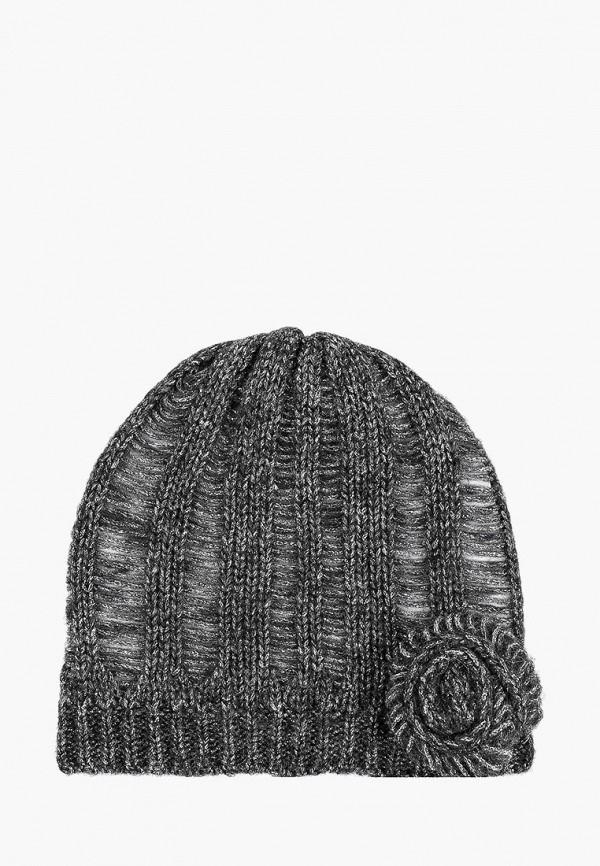 женская шапка jacote, черная