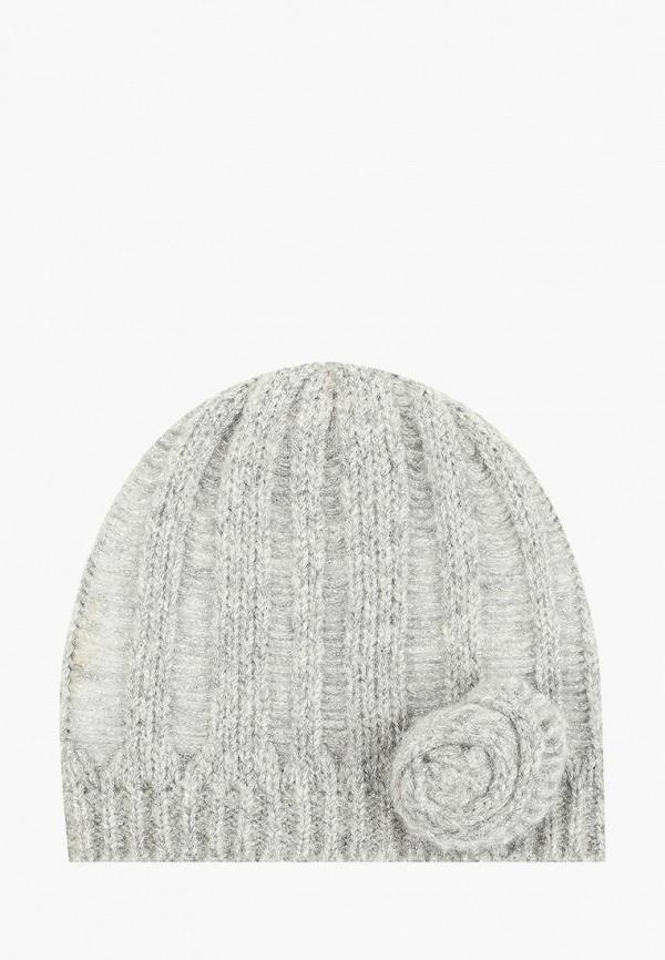 женская шапка jacote, серая