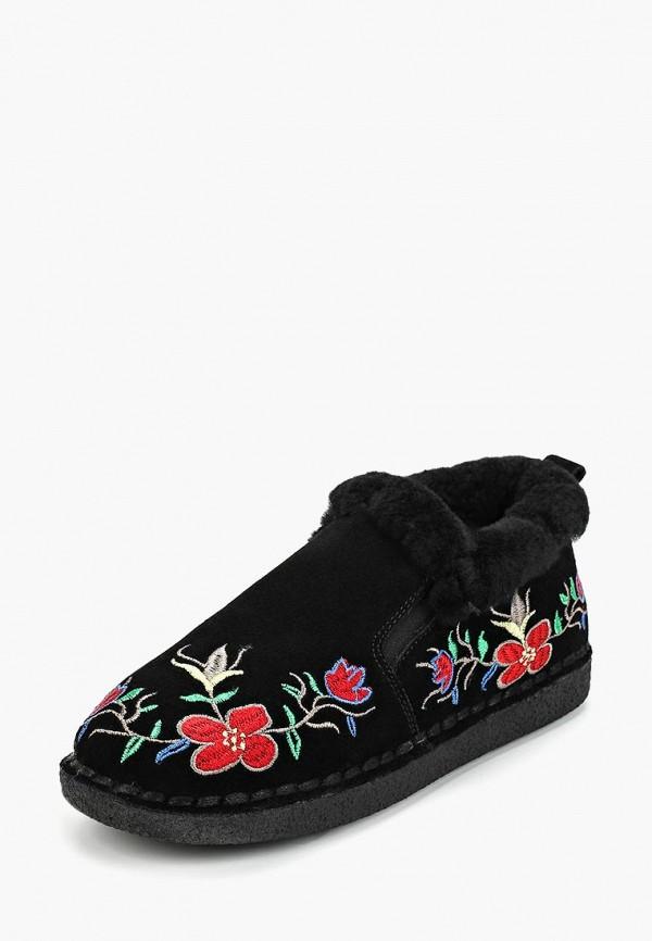 женские ботинки chezoliny, черные