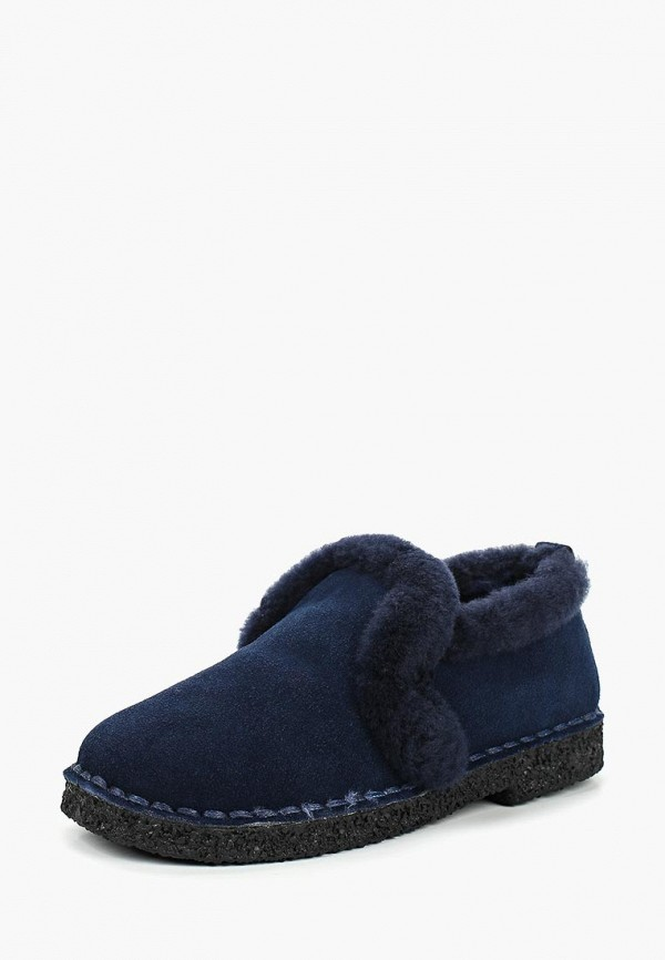 женские ботинки chezoliny, синие