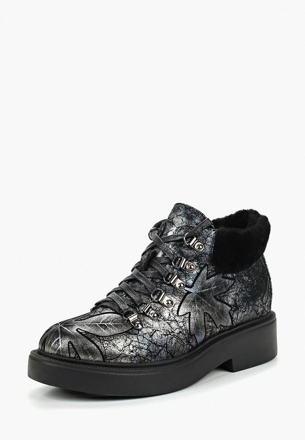 женские ботинки berkonty, серые