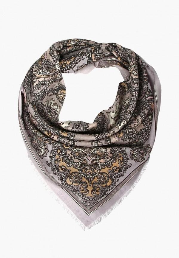 женский платок henry backer, серый