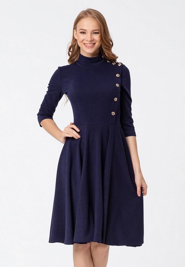 Купить Платье LMP, mp002xw1hg42, синий, Осень-зима 2018/2019