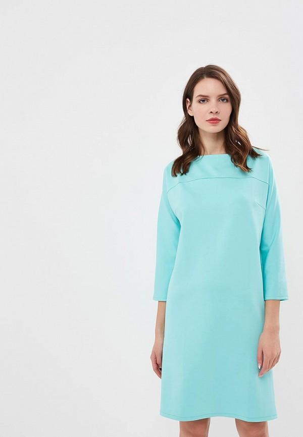 женское повседневные платье sfn, зеленое