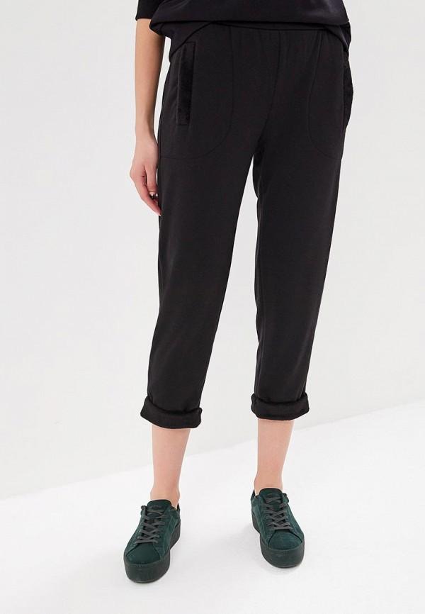 женские повседневные брюки sfn, черные