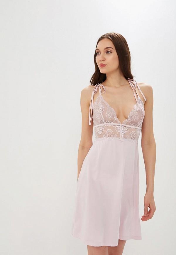 Купить Сорочка ночная Deseo, mp002xw1hg6n, розовый, Осень-зима 2018/2019