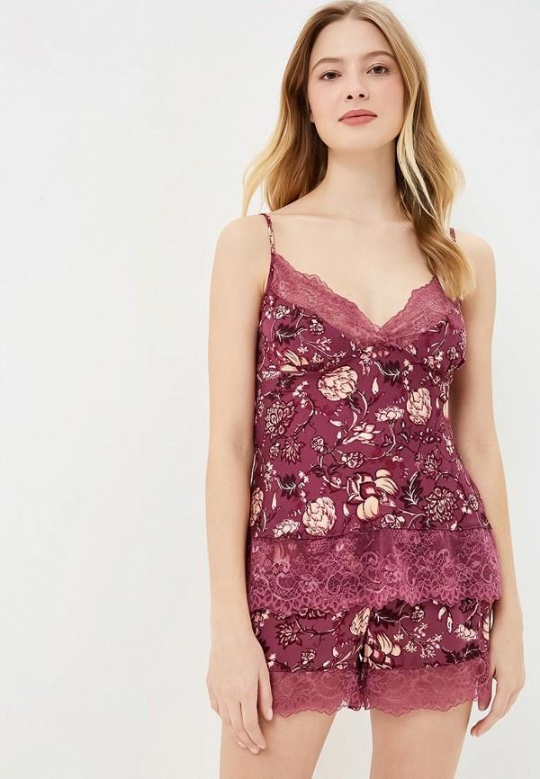 Купить Пижама Deseo, mp002xw1hg6q, фиолетовый, Осень-зима 2018/2019