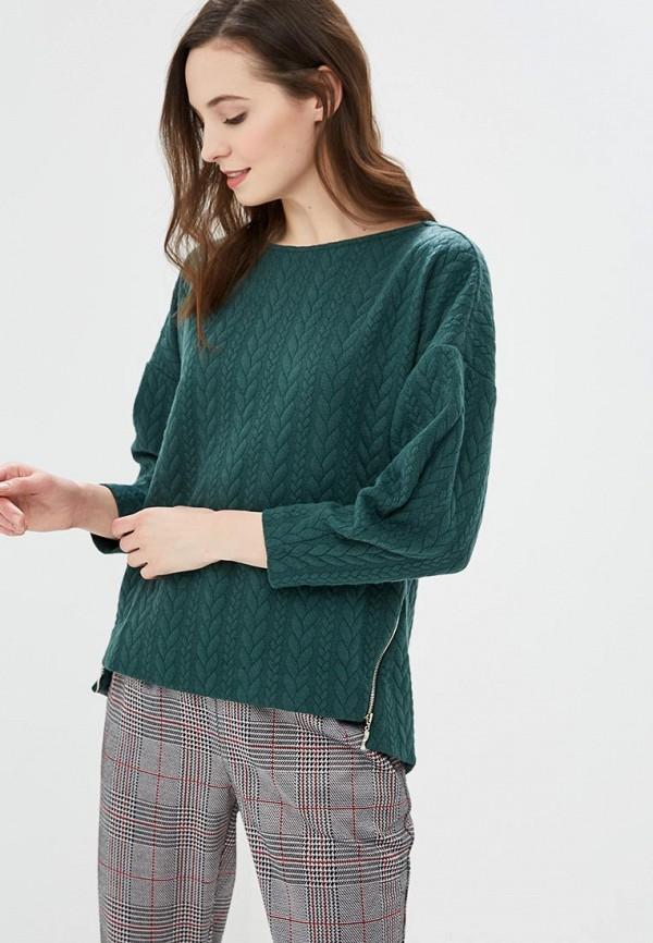 женский свитшот argent, зеленый
