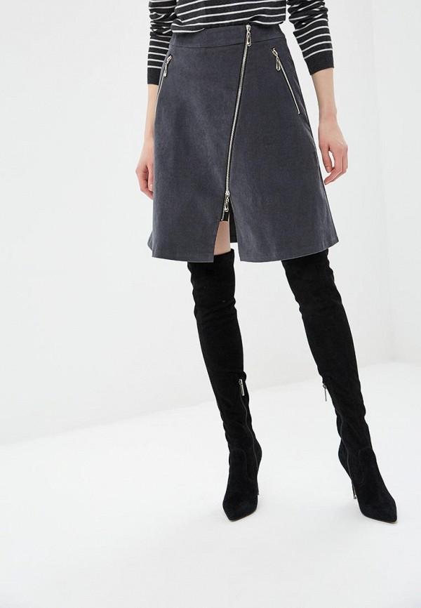 женская юбка argent, серая